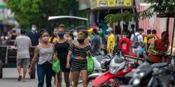 Brasil registra 1.312 mortes em 24h; total de óbitos vai a 66.868