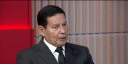 Senado convida para Mourão dar esclarecimentos sobre desmatamento