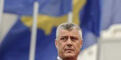 Presidente do Kosovo acusado de crimes de guerra pelo tribunal de Haia